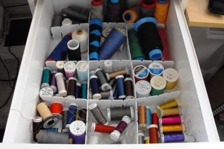 Thread Drawer